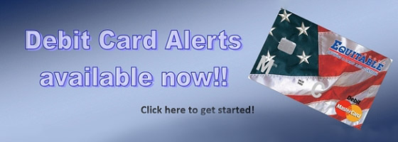 Set up debit card alerts.